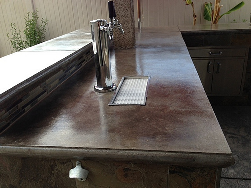 Concrete Countertop Solutions DIY Concrete Countertops